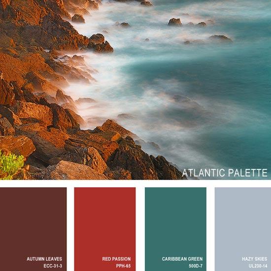 11 Beautiful Palettes
