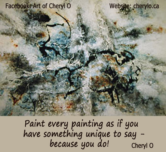 Painting: Cave Art