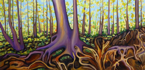 Rooted in Love by Cheryl O