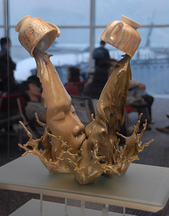 ceramics by Johnson Tsang