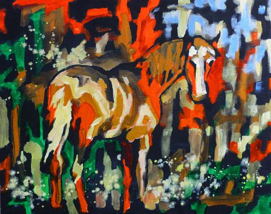 Horsescape550