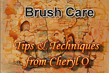 Brush Care Part 1