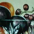 Fruit in Crystal Bowl