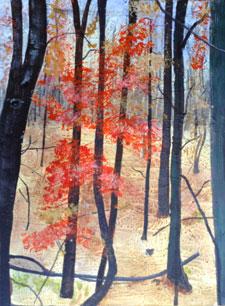 Painting Judy M.