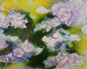 Painting by Teri Hranka