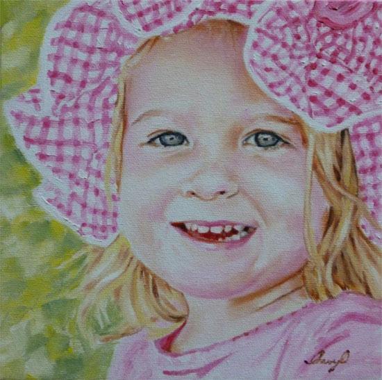 Portrait by Cheryl O