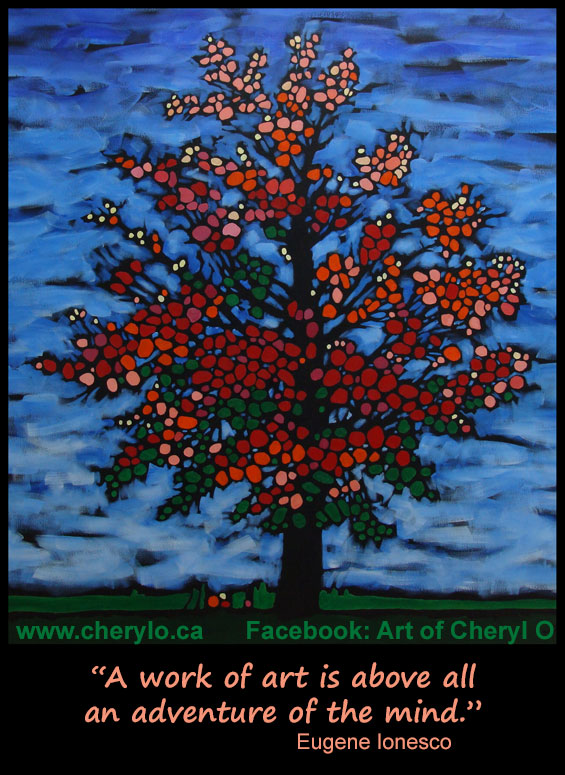 Canadian Maple by Cheryl O