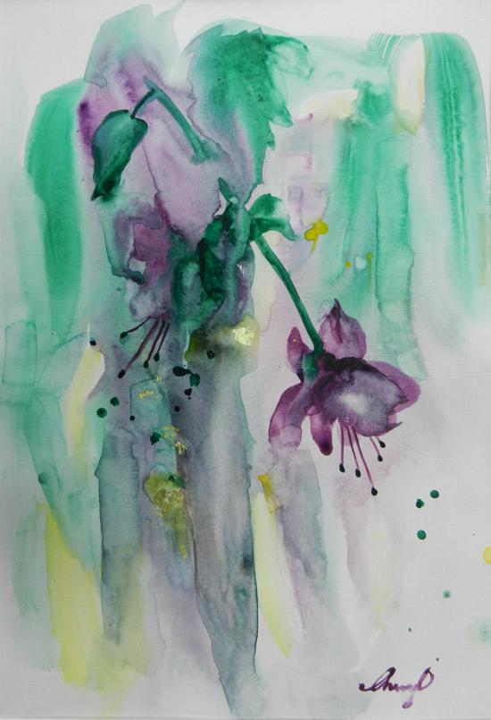 Fuchsia Fantasy